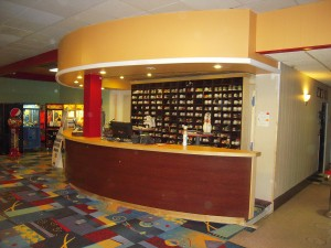 interior designer for public library