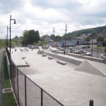 David Hornung Architect - Sands Bethlehem - Skate Park