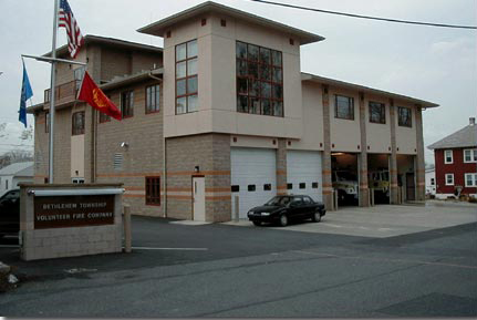 Bethlehem Twp. Volunteer Fire Station
