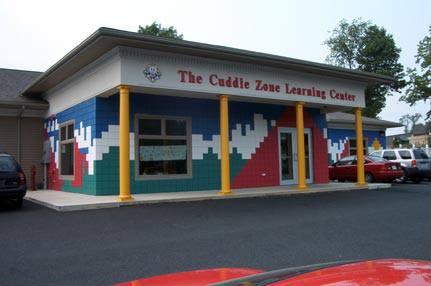 Cuddle Zone Learning Center